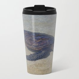Honu Swimming Travel Mug
