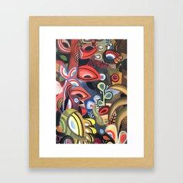 Prowl Framed Art Print