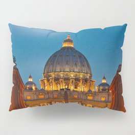 Papal Basilica of St. Peter in the Vatican Pillow Sham