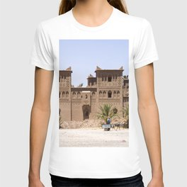 Kasbah in Morocco T-shirt