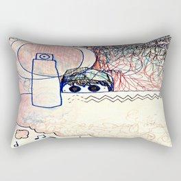 Dream Image Rectangular Pillow