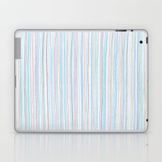 Pattern With Orange Dots Laptop & iPad Skin