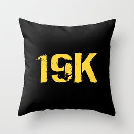19K M1 Armor Crewman Throw Pillow