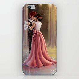 Sweet Dance iPhone Skin