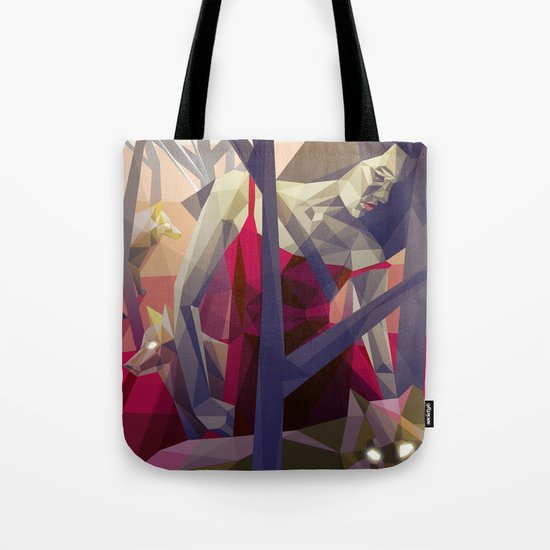 Of the hunt Tote Bag