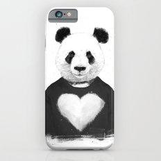 Lovely panda iPhone 6s Slim Case