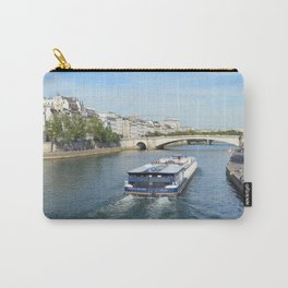 Seine River Carry-All Pouch