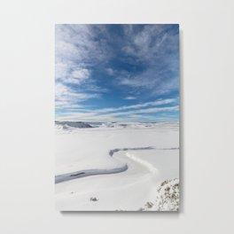 Yellowstone National Park - Trout Creek Metal Print
