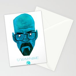 Blue Persuasion  Stationery Cards