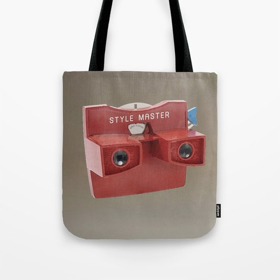 STYLE MASTER VIEWER Tote Bag