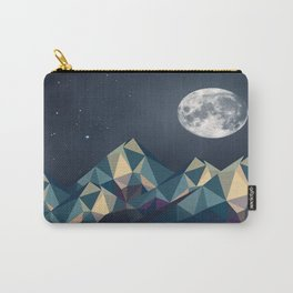 Night Mountains No. 1 Carry-All Pouch