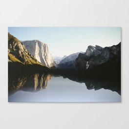 Yosemite Prism'd Canvas Print