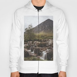 Famous Etive Mor - Landscape and Nature Photography Hoody