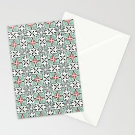 Modern Baroque Stationery Cards