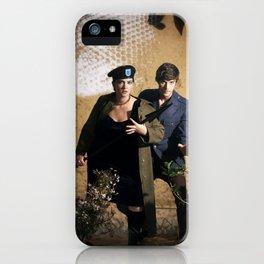 Maria Morevna iPhone Case