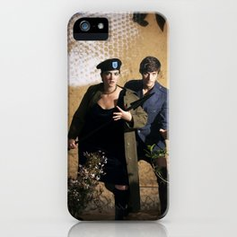 Maria Morevna iPhone Case