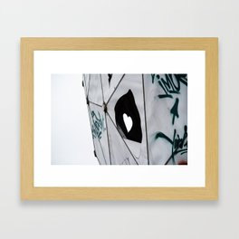 I heart Berlin Framed Art Print