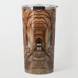 Inside the Polish Castle Travel Mug
