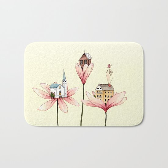 Pretty Little Things Bath Mat