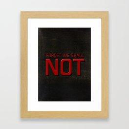 Dimmu Borgir Framed Art Print