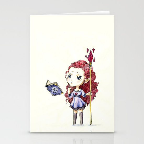 Magic Muffin Stationery Cards