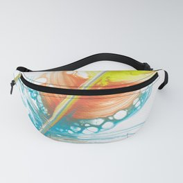 Feather Of Transformation 2 (Signature) Fanny Pack