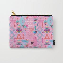 GeoTribal Pattern #008 Carry-All Pouch