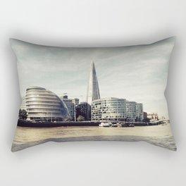 London city view Rectangular Pillow