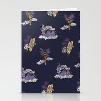 hawaii Stationery Cards featuring hawaii by ulas okuyucu