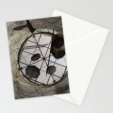 Floating Umbrellas  Stationery Cards