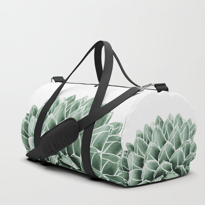 Succulent splendour Duffle Bag