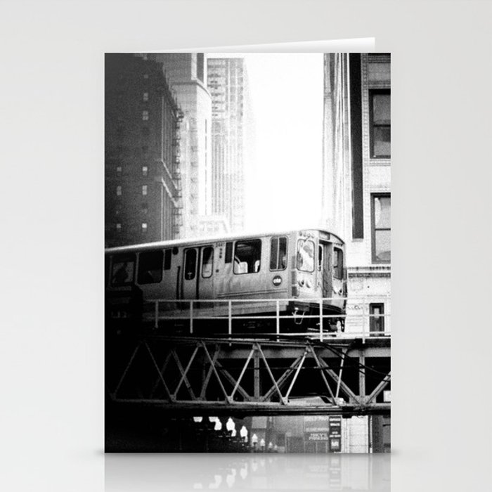 Chicago Skyway Stationery Cards by carmenmorenophotos