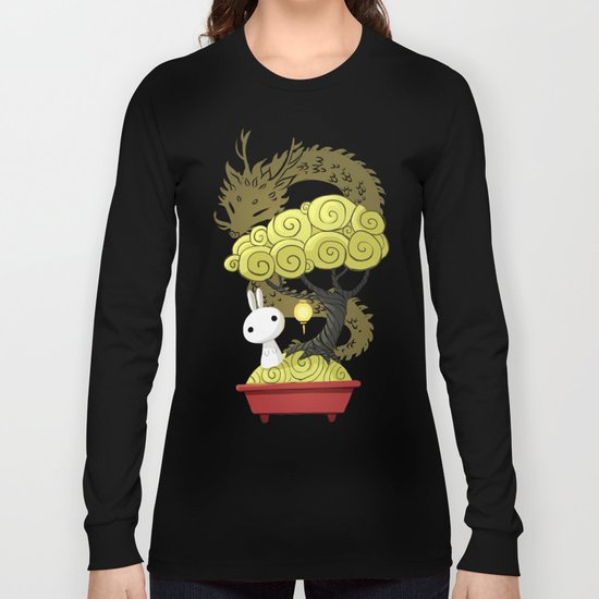 Bonsai Bunny Long Sleeve T-shirt