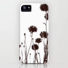 FLOWER 030 iPhone Case