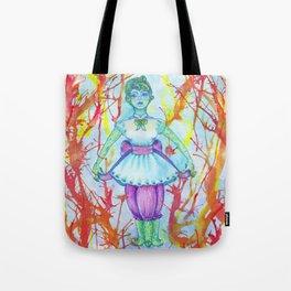 darling squidgirl Tote Bag