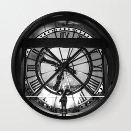 Musee D'Orsay Clock Wall Clock