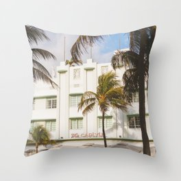 The Carlyle Throw Pillow