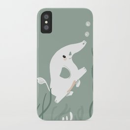 Ocean Elephant iPhone Case