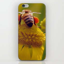 Bee Buzzy iPhone Skin