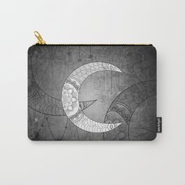 The moon, mandala design Carry-All Pouch