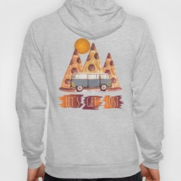 Lost Pizza Hoody
