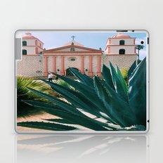 Santa Barbara Mission Laptop & iPad Skin