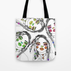 Digital_Girl Tote Bag