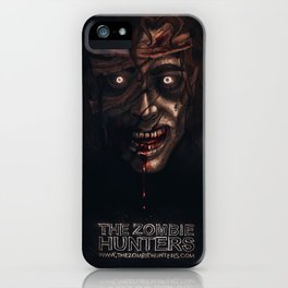 The Face iPhone Case