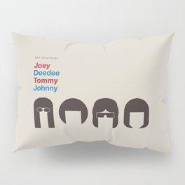 Hey Ho Let´s Go Pillow Sham