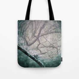 Spider Tree Tote Bag