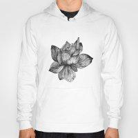 lotus flower Hoodies featuring Lotus by Sunali Narshai