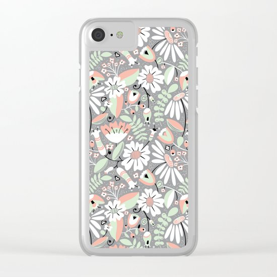 Annabelle - Bliss Clear iPhone Case