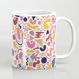 Abstract Disco 1.1 Coffee Mug