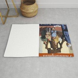 Vintage poster - Philadelphia Rug